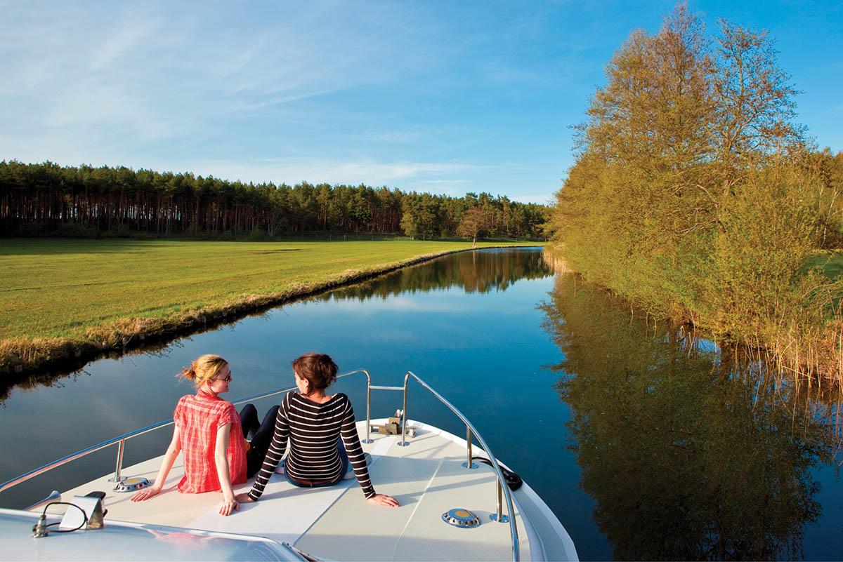 Le Boat | Dieser Urlaub ist Entschleunigung pur | Discover Germany